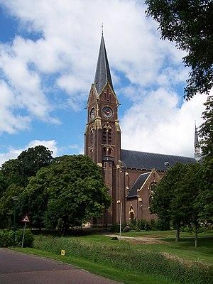 Blauwhuis - St Vitus' Church