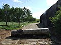 Blocked entrance to Hillfoot Farm - geograph.org.uk - 427962.jpg
