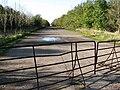 Blocked road - geograph.org.uk - 1024571.jpg