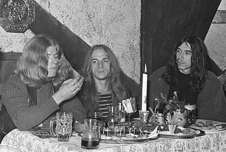 Occult rock - Blue Cheer in 1968.