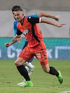 Nerijus Valskis Lithuanian footballer