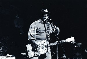 Bo Diddley beat - Bo Diddley beat takes its name from Bo Diddley and his eponymous song