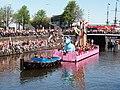 Boat 16, Canal Parade Amsterdam 2017 foto 2.JPG