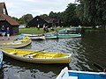 Boats for hire at The Meare, Thorpeness - geograph.org.uk - 942631.jpg