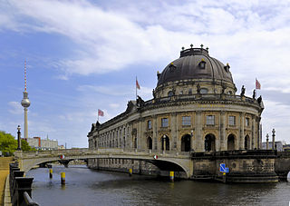 Bode Museum art museum in Berlin