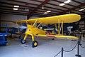 Boeing-Stearman N2S-4 Kaydet LSideFront CFM 7Oct2011 (15324855912).jpg