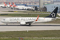 TC-JFI - B738 - Turkish Airlines