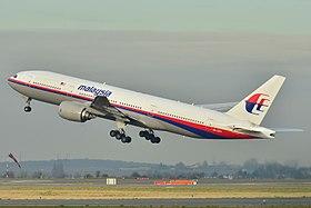 Un avion A320 s'écrase dans le sud de la France - Page 2 280px-Boeing_777-200ER_Malaysia_AL_%28MAS%29_9M-MRO_-_MSN_28420_404_%289272090094%29