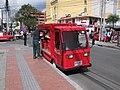 Bogotá, furgoneta repartidora de Coca Cola.JPG