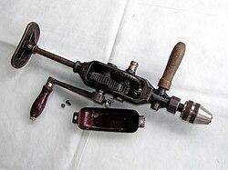 ручная дрель фото