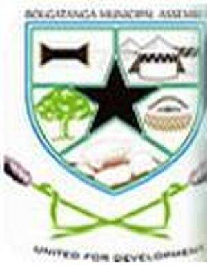 Bolgatanga - Image: Bolgatanga Municipal Assembly (BMA) logo