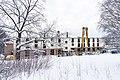 Bondelia husmorskole rives ned til grunnen januar 2019 04.jpg