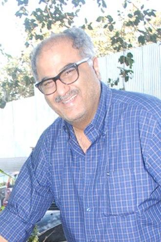 Boney Kapoor - Kapoor in 2012