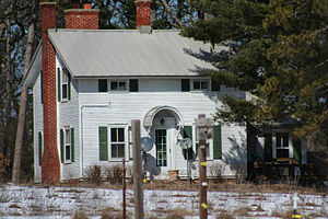 National Register of Historic Places listings in Marquette County, Wisconsin - Image: Bonnie Oaks Historic District