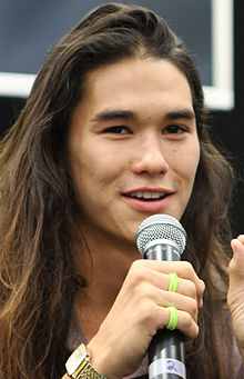 Booboo Stewart - the cool, hot, actor, musician, model, dancer, with Scottish, Chinese, Japanese, Russian, South-Korean, roots in 2020