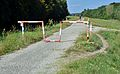 Boom barrier, EuroVelo 13, Suchohrad.jpg