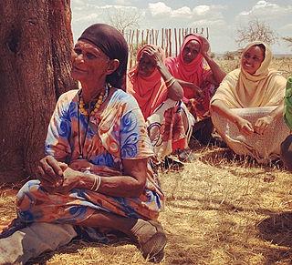 Borana Oromo people Boran ethnic group in Ethiopia and Kenya