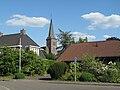 Borculo, kerk in straatzicht 2010-07-18 17.50.JPG