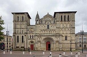 Church of the Holy Cross, Bordeaux