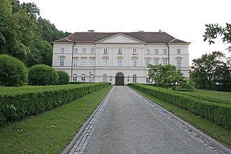 Boskovice - Image: Boskovice zámek