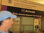 Boston Logan International Airport - Massport. 2018.jpg