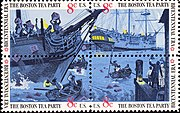 Boston Tea Party-1973 issue-3c