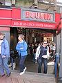 Boudin Bakery, Pier 39 exterior 2.JPG
