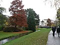 Bournemouth, autumn colour in the Central Gardens - geograph.org.uk - 1038857.jpg