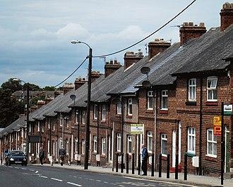 Bowburn - Image: Bowburn 2013