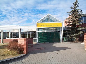 Bowness, Calgary - Bowness High School