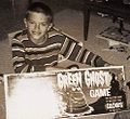 Boy showing Green Ghost game, 1967.jpg