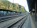 Bozen - Hauptbahnhof, Bahnsteige.JPG