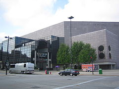 O arénu Bradley Center se Admirals dělí s basketbalisty týmu Milwaukee Bucks