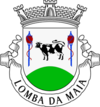 Coat of arms of Lomba da Maia