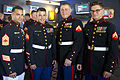 Bravo Co., 8th ESB celebrates tradition, brotherhood with mess night 140619-M-DS159-004.jpg