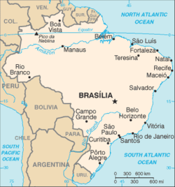 TemplateLocation map Brazil  Wikipedia