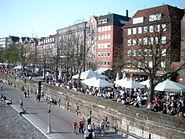 Bremen Schlachte von Teerhofbrücke