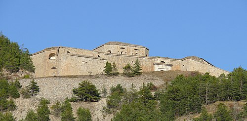 Photo - Fort des Salettes