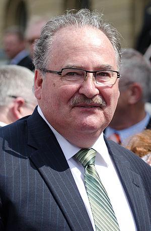 Brian Mason - Mason in May 2015