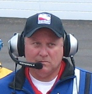 Brian Barnhart - Barnhart at the Indianapolis Motor Speedway in 2009.