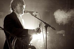 Brian Garth - Image: Brian Garth Black And White