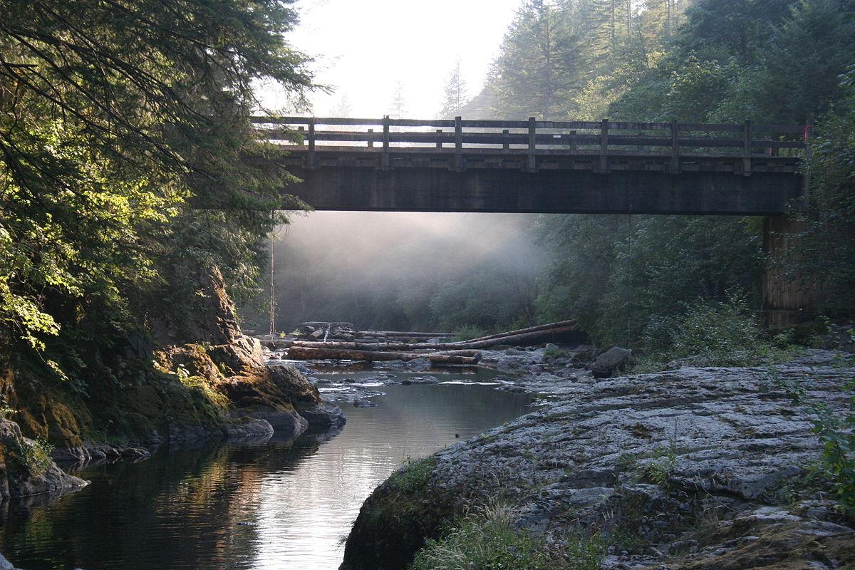 Washougal river wikipedia for Fishing regulations wa