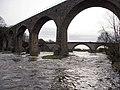 Bridges at Lower North Water Bridge - geograph.org.uk - 668374.jpg