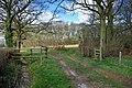 Bridleway towards the B2036 - geograph.org.uk - 1780705.jpg