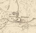 Briesen Messtischblatt 2848-1882.png