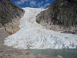 Gletsjer - Wikipedia