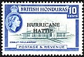 British Honduras 1962 Hurricane Hattie stamp.jpg