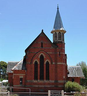 Broadford, Victoria - Broadford Presbyterian Church