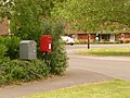 Broadwey, postbox № DT3 48, Bridlebank Way - geograph.org.uk - 1887662.jpg