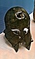 Bronze Helmet from a Trophy (Corynthian-Type) Greek, about 500-450 BC - British Museum.jpg